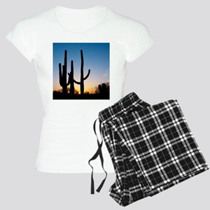 Arizona Cactus Women's Light Pajamas