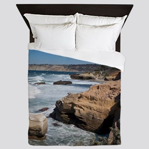 California Shore Queen Duvet