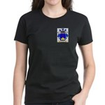 Amadini Women's Dark T-Shirt