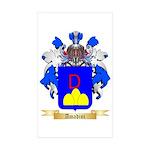 Amadini Sticker (Rectangle 50 pk)