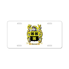 Ambroes Aluminum License Plate
