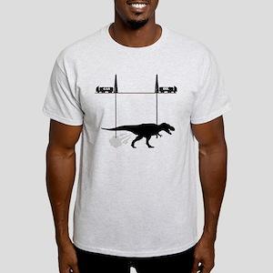 Funny t-rex Light T-Shirt