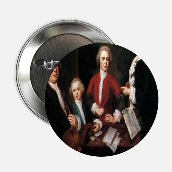 """Johann S Bach 2.25"""" Button"""