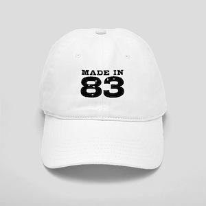 Made In 83 Cap