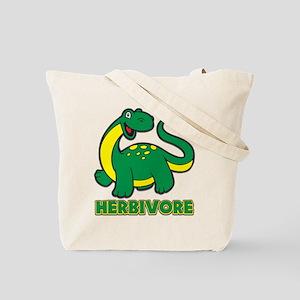 Herbivore Dinosaur Tote Bag