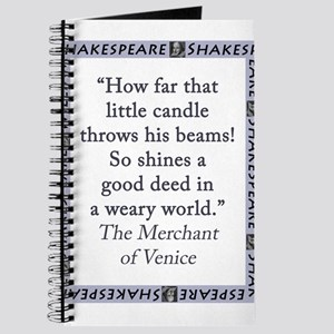 How Far That Little Candle Journal