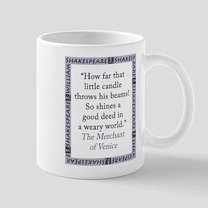 How Far That Little Candle 11 oz Ceramic Mug