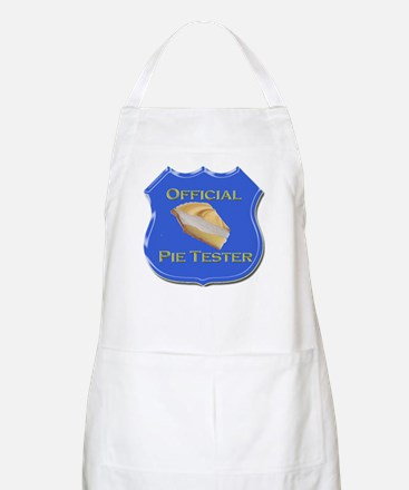 Official Pie Tester BBQ Apron