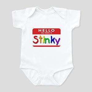 Stinky Infant Creeper
