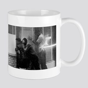 water cannon - shirt Mug