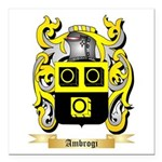 Ambrogi Square Car Magnet 3
