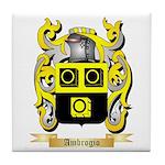 Ambrogio Tile Coaster