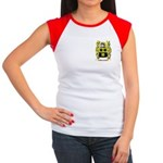 Ambrogioni Women's Cap Sleeve T-Shirt