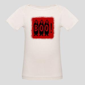 Boo! Dracula is here! Organic Baby T-Shirt