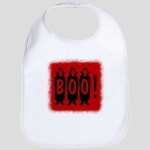 Boo! Dracula is here! Bib