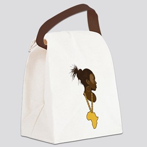 motherafrica Canvas Lunch Bag
