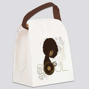 soul4 Canvas Lunch Bag