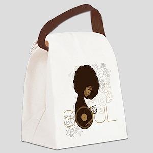 soul4 Canvas Lunch Bag