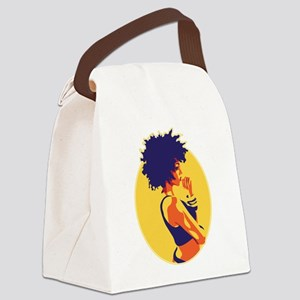 thinkerTEE Canvas Lunch Bag