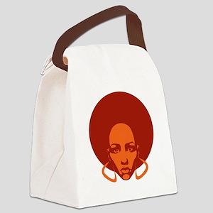 afroFUNK Canvas Lunch Bag