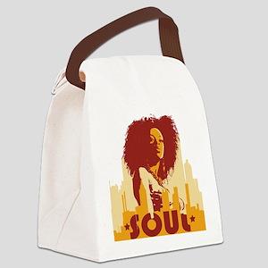 citySOUL Canvas Lunch Bag