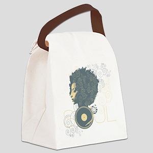 soul2 Canvas Lunch Bag