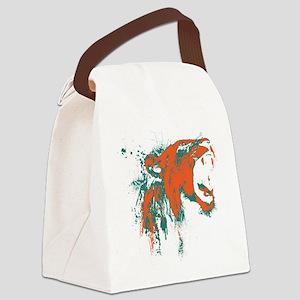 roaringlion Canvas Lunch Bag