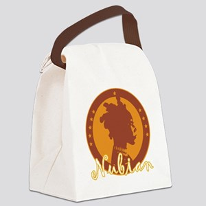 nubian Canvas Lunch Bag