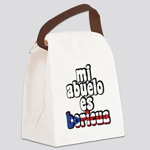 abuelo Canvas Lunch Bag
