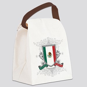 mexicoshield Canvas Lunch Bag