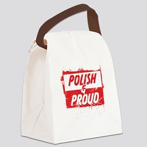polishandproud Canvas Lunch Bag