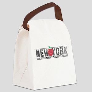 newyorkbigapple Canvas Lunch Bag