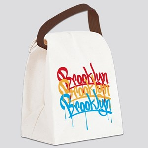 brooklyncolors Canvas Lunch Bag