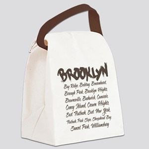 brooklynhoods Canvas Lunch Bag