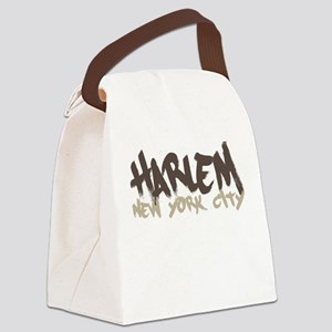 harlempaint Canvas Lunch Bag