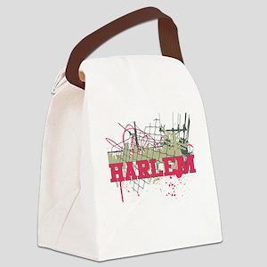 harlemURBAN Canvas Lunch Bag