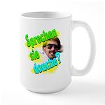 Sprechen Sie Douche? Large Mug