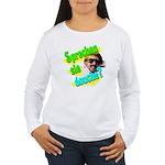 Sprechen Sie Douche? Women's Long Sleeve T-Shirt