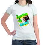 Sprechen Sie Douche? Jr. Ringer T-Shirt