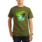 Sprechen Sie Douche? Organic Men's T-Shirt (dark)