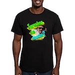 Sprechen Sie Douche? Men's Fitted T-Shirt (dark)