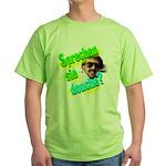 Sprechen Sie Douche? Green T-Shirt