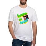 Sprechen Sie Douche? Fitted T-Shirt