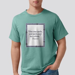 One May Smile, and Smile Mens Comfort Colors Shirt