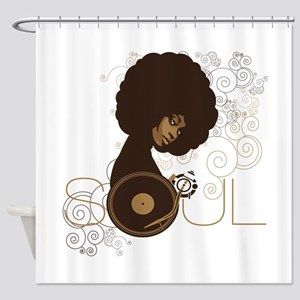 soul4 Shower Curtain