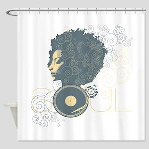 soul2 Shower Curtain