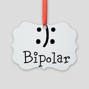 Bipolar Picture Ornament