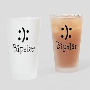 Bipolar Drinking Glass