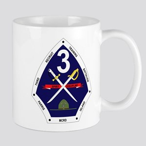 Third Recruit Training Battalion Mug