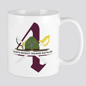 Fourth Recruit Training Battalion Mug